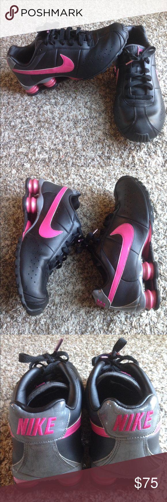 Nike Shox Tennis Shoes