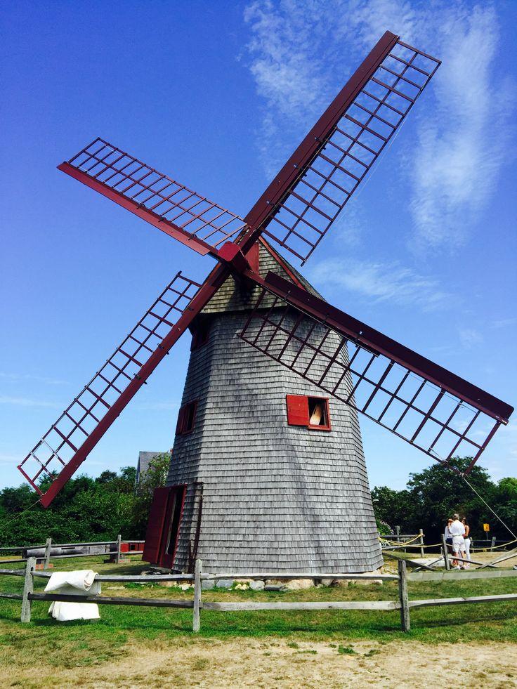 The Old Mill, Nantucket Island, Massachusetts