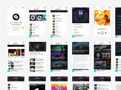 Spinnin App Overview