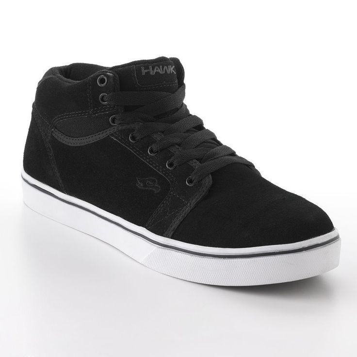 Tony Hawk Zander Skate Suede black Shoes men's size-7 NEW  39.99 http://cgi.ebay.com/ws/eBayISAPI.dll?ViewItem&item=331127641818&ssPageName=STRK:MESE:IT