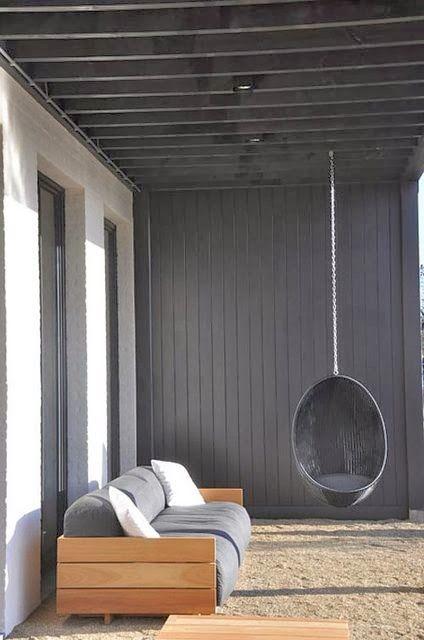 1000 id es sur le th me fauteuil oeuf suspendu sur pinterest chaise d 39 oeuf suspendue fauteuil. Black Bedroom Furniture Sets. Home Design Ideas