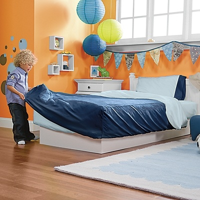 Kids Stay Put Toddler Amp Twin Comforter One Step Ahead