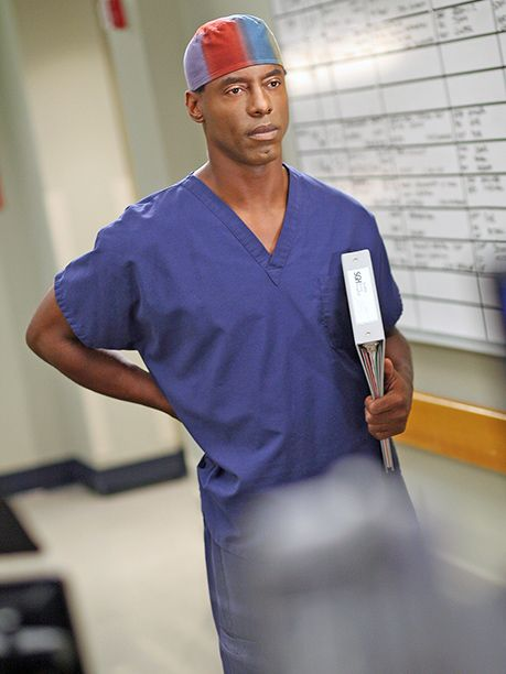 'Grey's Anatomy': How 10 Characters/Actors Exited the Show | Dr. Preston Burke (Isaiah Washington) | EW.com