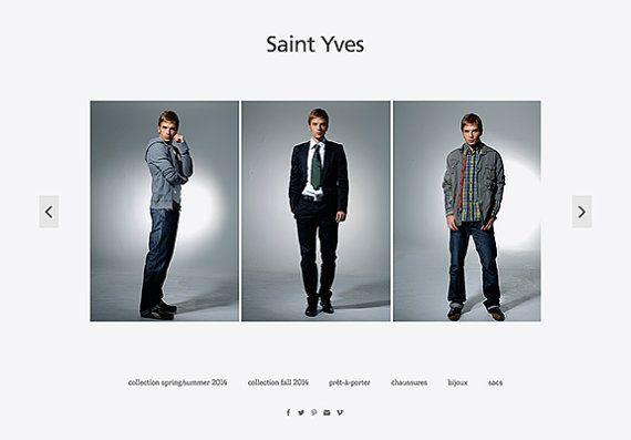 E-commerce Shopify Website Design eCommerce Custom by TheParisWife