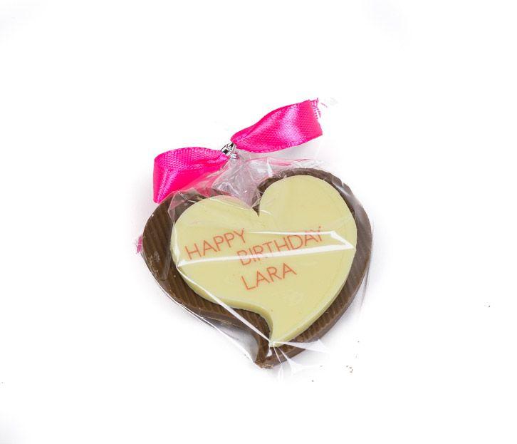 Čokoláda s venovaním / Chocolate with congratulation