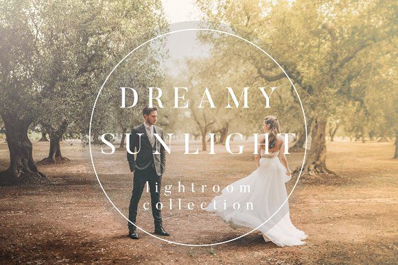 Dreamy Sunlight Collection for LR by PhotographersHelper on @creativemarket