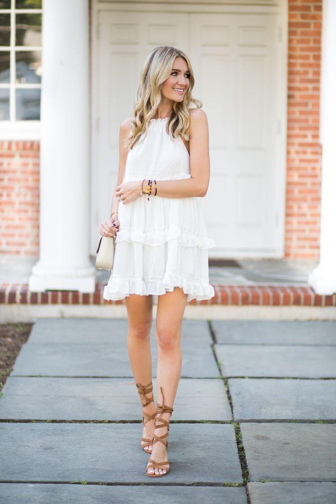 17 Best Ideas About Summer Sundresses On Pinterest