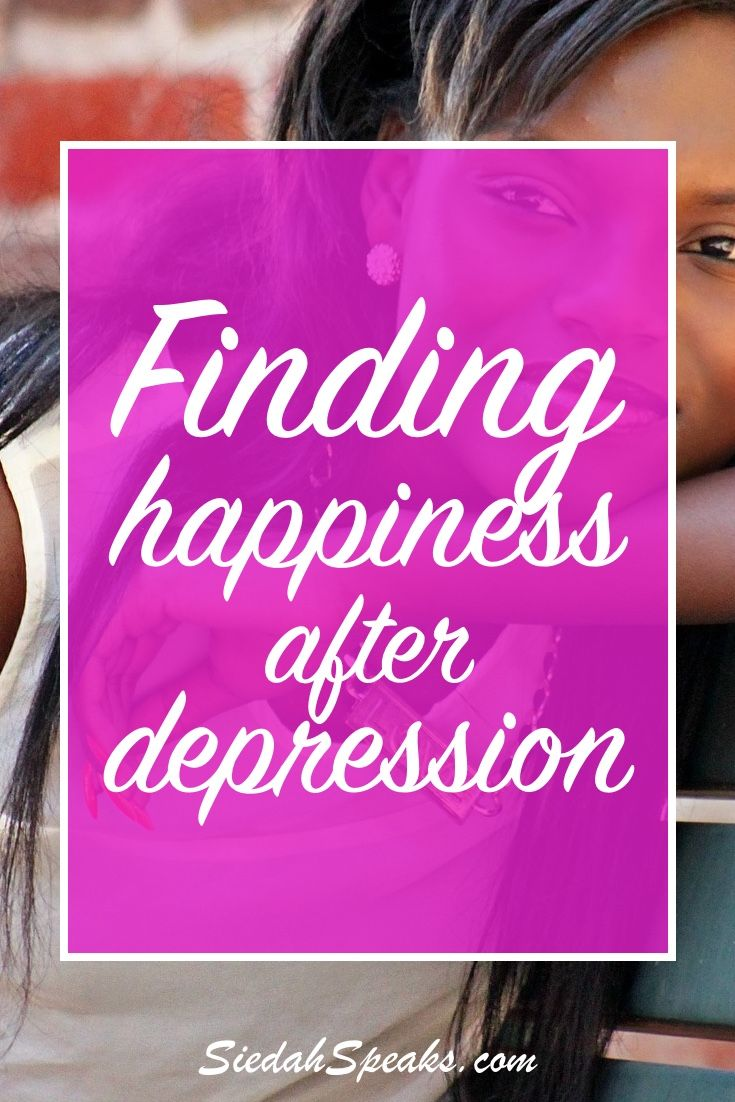 After beating depression you might find yourself in a new state that is unfamiliar. The point of fighting depression is to be happy again so how do you find happiness after depression? Here's how.