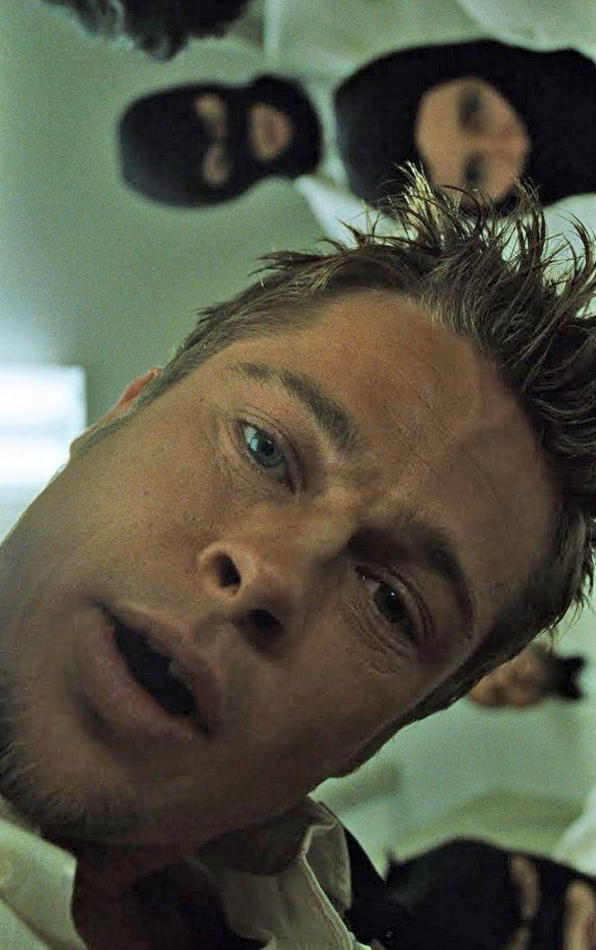 Brad Pitt – Fight Club