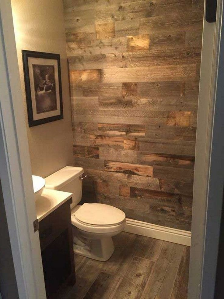 20 Creative Ways to Boost and Refresh Your Bathroom by Adding Wood Accents