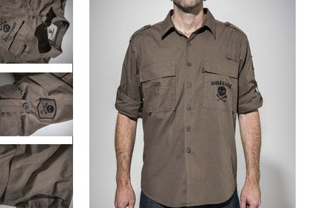 Great fishing shirt from Outcast
