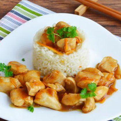 Куриное филе по-тайски