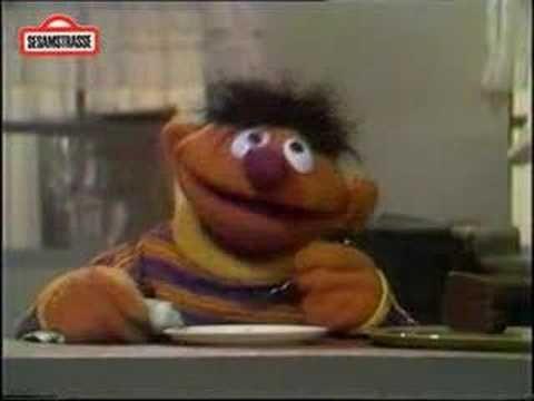 Der Die Das! Sesamstrasse!