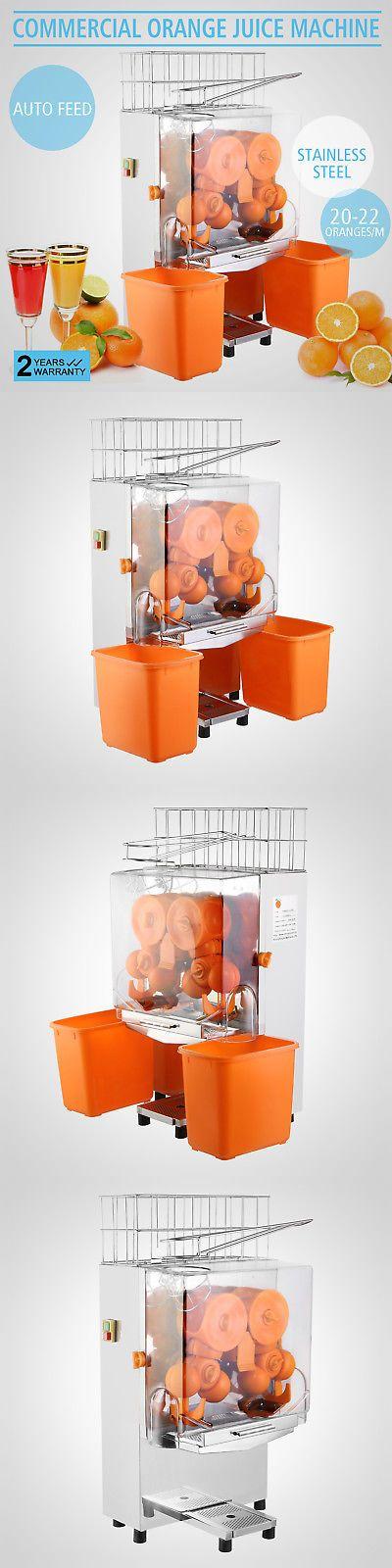 Small Kitchen Appliances: Electric Commercial Orange Juicer Squeezer Juice Machine Citrus Lemon Press Shop -> BUY IT NOW ONLY: $583.2 on eBay!