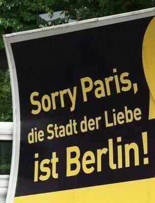ღღ Stadt der Liebe....! The city of Love!