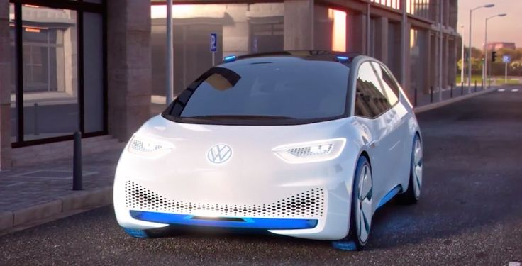 Volkswagen por fin ha revelado detalles del I.D., su nuevo vehículo eléctrico que llegará al mercado en el 2020.