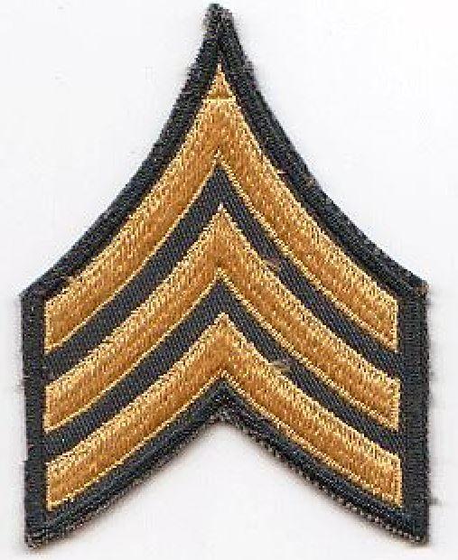 Sergeant E-5 (SGT)