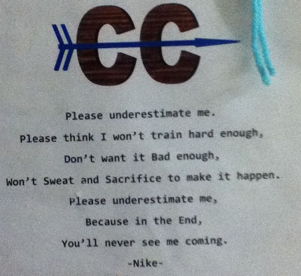Cross Country Motivation Just Run Running Pinterest Cross Cool Cross Country Quotes
