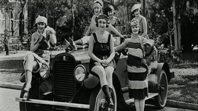 """Ken Burns' PROHIBITION Video- Sexual Revolution for Women: Women's roles were changing dramatically. The """"flapper"""" style encouraged a less sexually-repressed attitude among women. In speakeasies and jazz clubs, women mingled more freely with men, providing more opportunity for sexual liaisons outside of the traditional setting of marriage."""