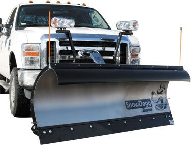 snowdogg snow plows pictures - Google Search