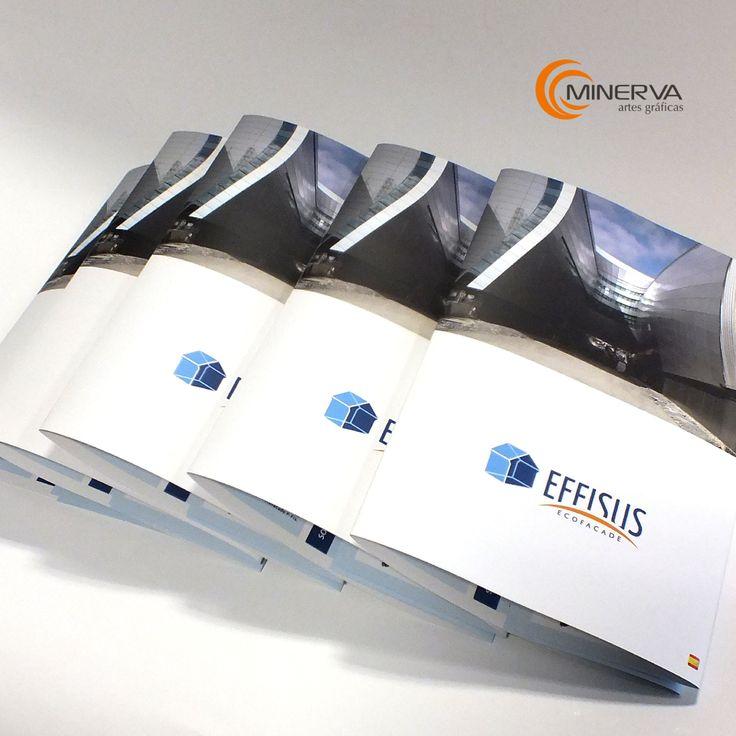 Catálogo promocional da Effisus