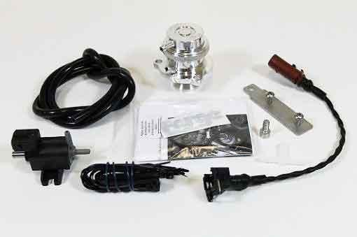 Forge Motorsport Recirculation Valve Kit for Audi, VW 1.8T and 2.0 TSI