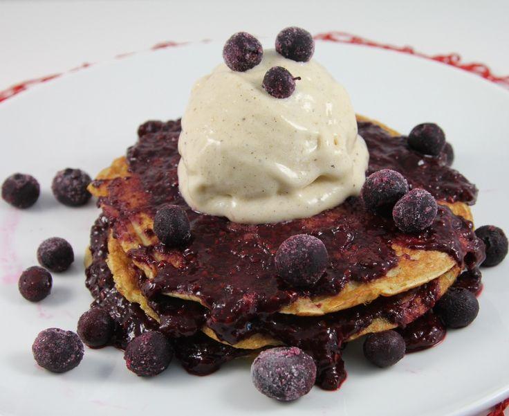 Dr T's Pancake Stack