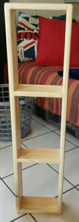 Another great idea for that small space in the kitchen. By Byron.