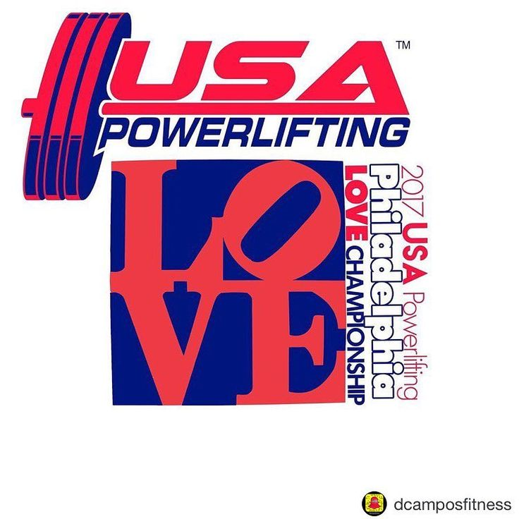 Repost from @dcamposfitness One Day Out Were excited for this weekends USA Powerlifting Philadelphia Love Championship (PA-2017-17)  Well be broadcasting the event live on our YouTube channel. The link will be available on this bio and @dcbarbellclub bio. Lifting begins tomorrow at 9am  #teamcampos #usapl #squat #bench #deadlift #warehouse #dcbarbellclub #philly #philadelphia #powerlifting