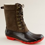 sperry top-slider tall shearwater boots