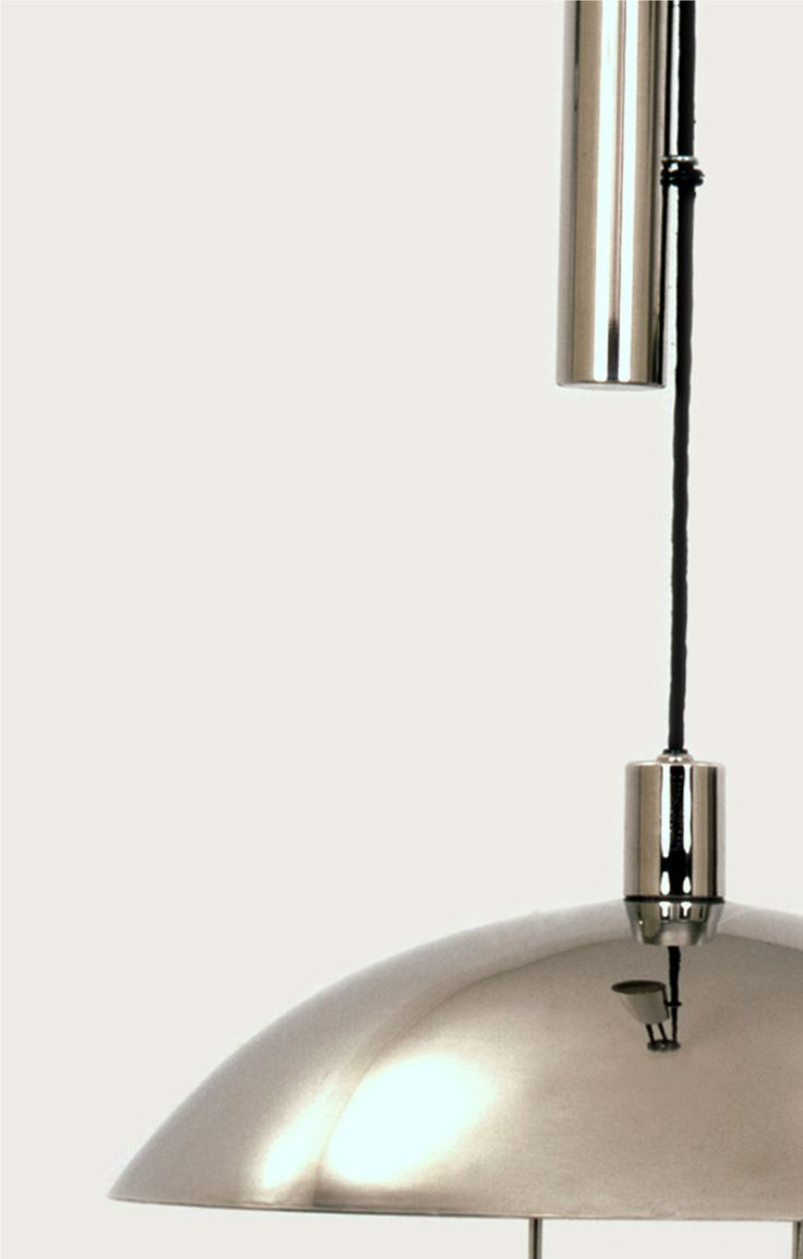 Bauhaus pendant lamp marianne brandt and hans przyrembel 1925 - Bauhaus Pendant Lamp Marianne Brandt And Hans Przyrembel 1925 Http Www