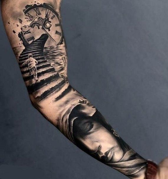 83 Cool Sleeve Tattoo Ideas For Men Tattoo Sleeve Men Bicep