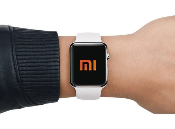 Within days after the launch of Redmi Pro and Mi Notebook Pro, Xiaomi is gearing up to launch the Mi smartwatch. We also spotted the black bar right over the display, which clearly resembles the Mo…