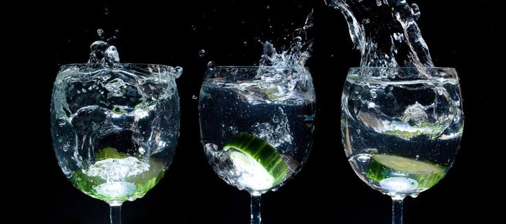 Cucumber water is a healthful addition to plain water due to silica, antioxidants and taste. Benefits are cumulative versus no cucumber at all.