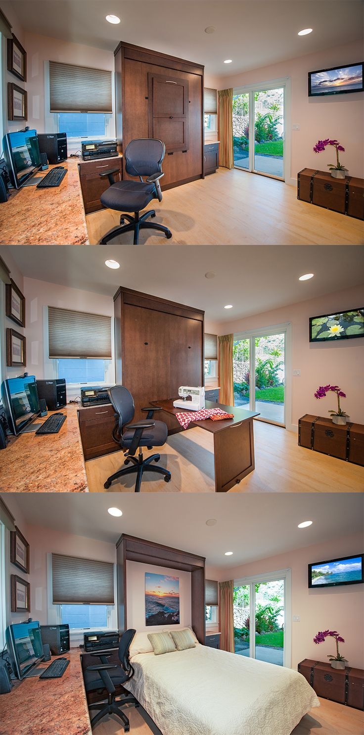 Zoom Room Murphy Bed 343 Best Home Design Images On Pinterest Hawaii Home Design And