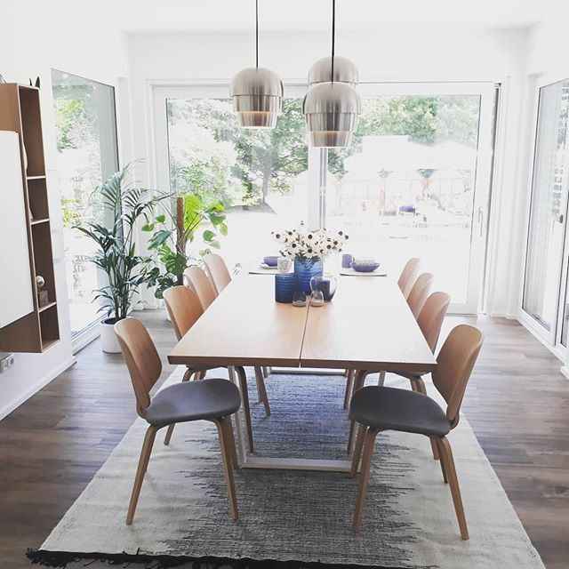 A Dreamy Dining Room In The Home Of Projekt Traumhaus2018 We Love