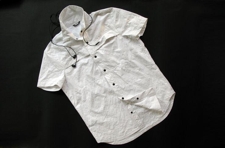 「あの」ハイテク素材でできたシャツがCCPから登場