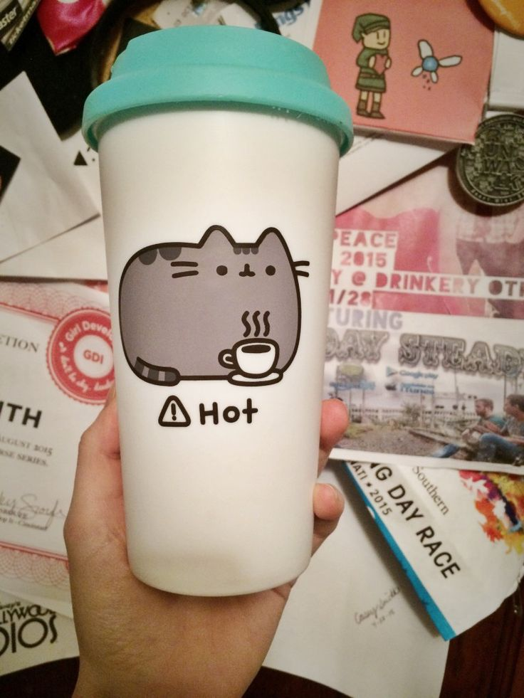 Get Pusheen the Cat shipped to your home in a seasonal box. Look inside, here.