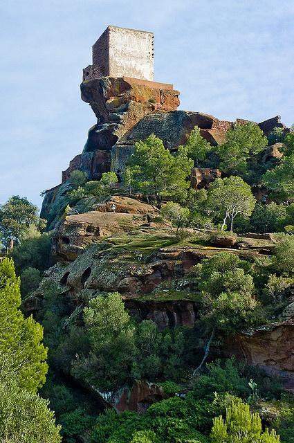 El patró dels escaladors? / Cliffhanger by SBA73, via Flickr