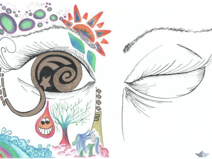 Oggi su Pequod: il racconto onirico e allucinato di un #trip in #LSD!
