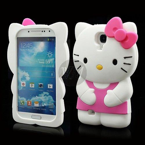 Husa Samsung Galaxy S4 Happy Kitty