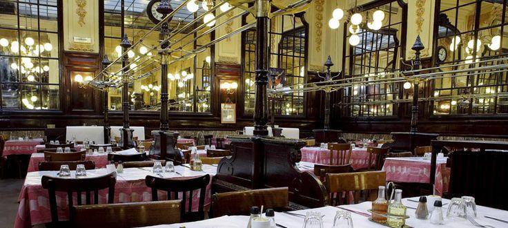Bouillon Chartier – restaurant traditionnel à Paris
