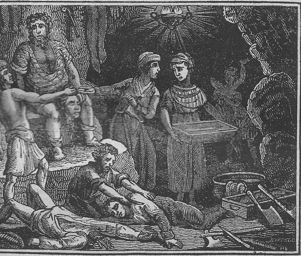 Sawney Bean and his tribe | ScotClans | Scottish Clans