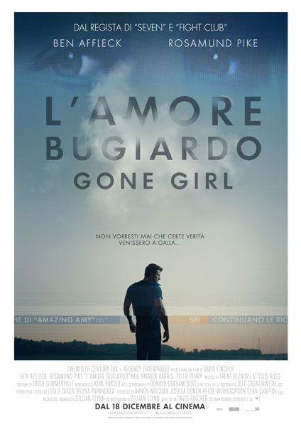 Locandina del film L'amore bugiardo - Gone Girl