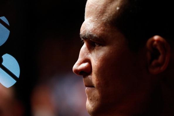 Dos Santos: Overeem es una Broma ~ The Cage, MMA en México