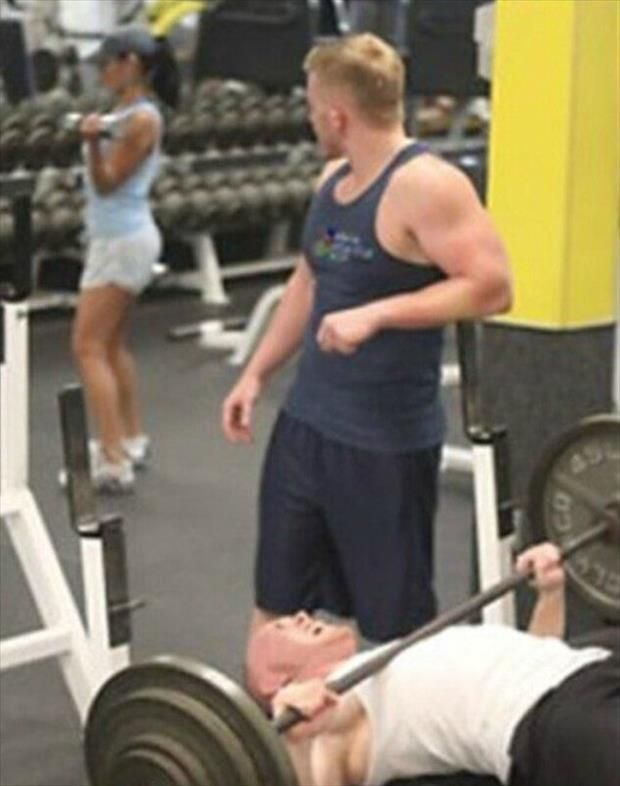 Dump A Day Meanwhile At The Gym - 30 Pics