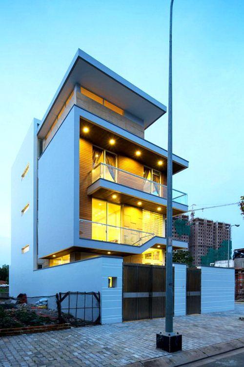 Biệt thự F2 được thiết kế bởi Block Architects, hoàn thành năm 2012, tọa lạc tại…