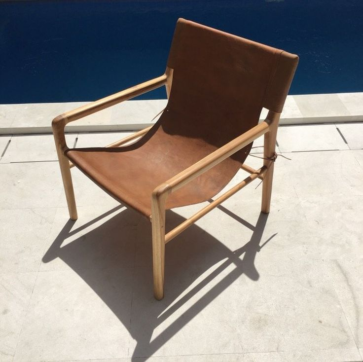 Image of The ARMCHAIR in Tan