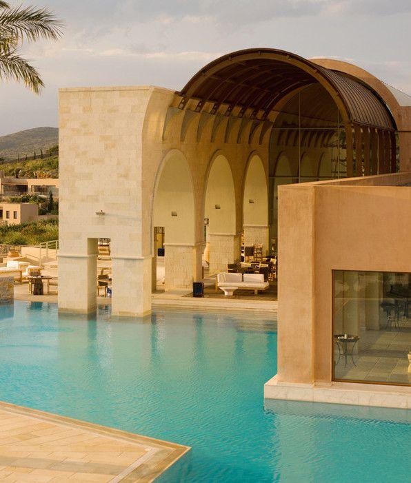Blue Palace Resort, Crete, Greece