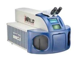 Laser welding machine - iweld is the best Solution for Designing/manufacturing/repairing of Jewelry